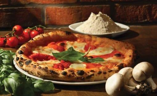 Fototapet med motivet: Italiensk Mat Restaurant