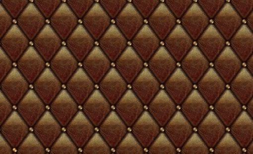 Fototapet med motivet: Läder Lyx Textur
