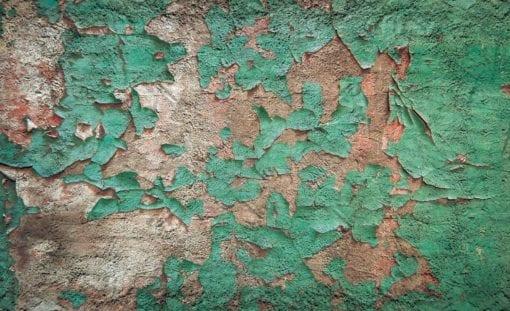 Fototapet med motivet: Målad Textur grön
