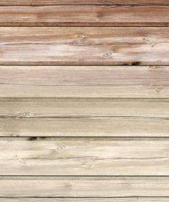Fototapet med motivet: Mönster Ljusbrun Trä
