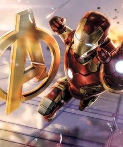 Fototapet med motivet: Marvel Avengers