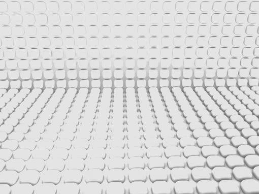 Fototapet med motivet: Modern abstrakt Monokrom