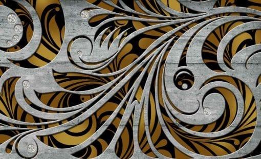 Fototapet med motivet: Modern abstrakt design
