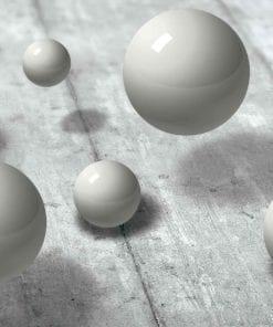 Fototapet med motivet: Modern abstrakt design Grå