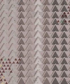 Fototapet med motivet: Modern abstrakt mönster Brun