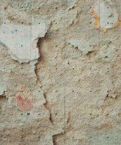 Fototapet med motivet: Nödställda betongvägg textur