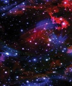 Fototapet med motivet: Rymden Stjärnor