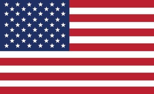 Fototapet med motivet: USA Amerika Flagga