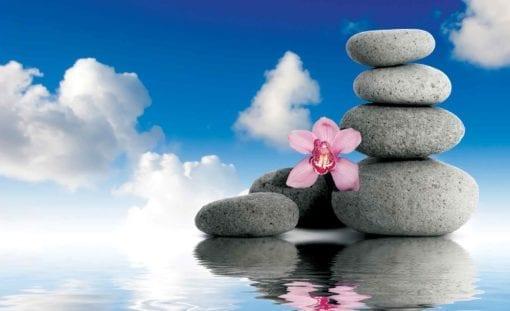 Fototapet med motivet: Zen Spa Lugn