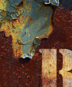 Fototapet med motivet: nödställda Textur